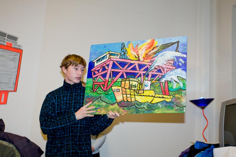 Künstler Philipp